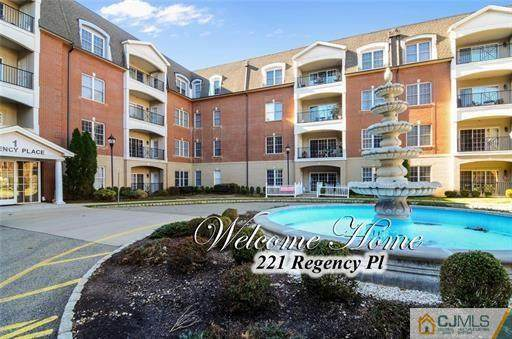 106 Regency Place #106, Woodbridge Proper, NJ 07095 (MLS #2008203) :: William Hagan Group