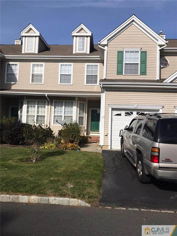 17 Woods Edge Court #203, Sayreville, NJ 08859 (MLS #2008411) :: Vendrell Home Selling Team