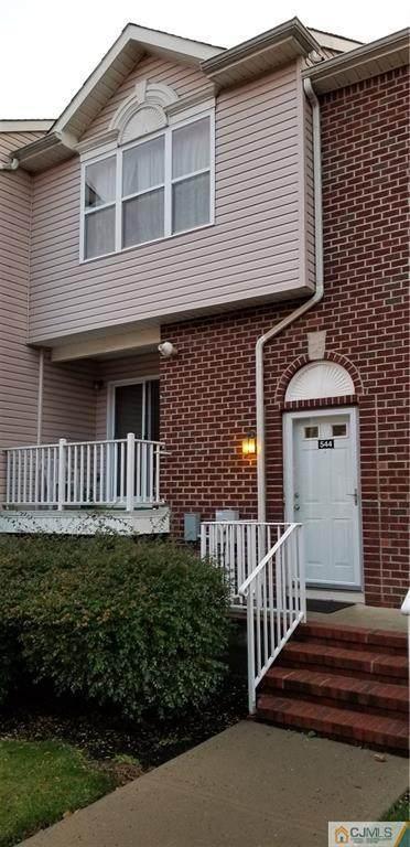 544 Great Beds Court #544, Perth Amboy, NJ 08861 (MLS #2008790) :: Kiliszek Real Estate Experts