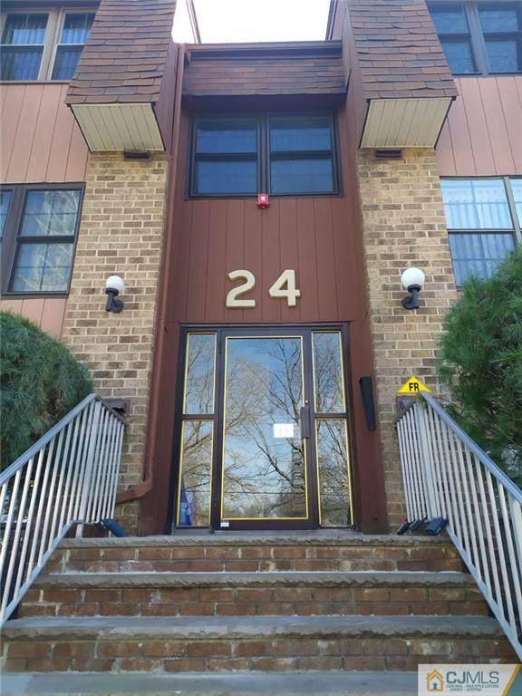 282B Alpine Way #2822, Woodbridge Proper, NJ 07095 (#2011952) :: Nexthome Force Realty Partners
