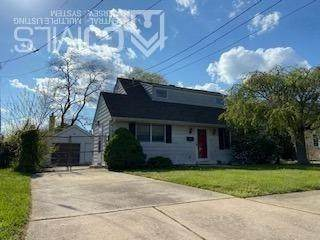 19 Patton Drive, Sayreville, NJ 08872 (MLS #2016368) :: Halo Realty