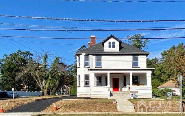 368 N Main Street N, Milltown, NJ 08850 (MLS #2102426) :: The Sikora Group