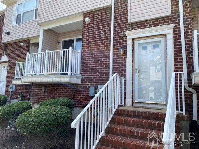 586 Great Beds Court, Perth Amboy, NJ 08861 (MLS #2104750) :: Team Gio | RE/MAX