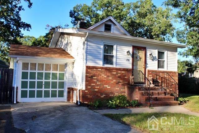 36 Erickson Avenue, Spotswood, NJ 08884 (MLS #2106727) :: The Sikora Group