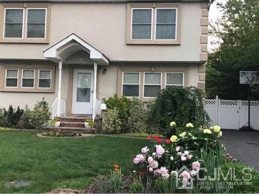 6 W Edward Street W, Iselin, NJ 08830 (MLS #2109222) :: Gold Standard Realty