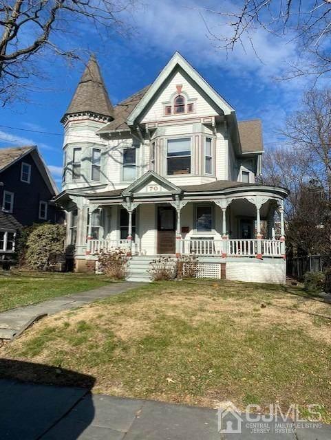 70 Green Street, Woodbridge Proper, NJ 07095 (MLS #2112237R) :: William Hagan Group