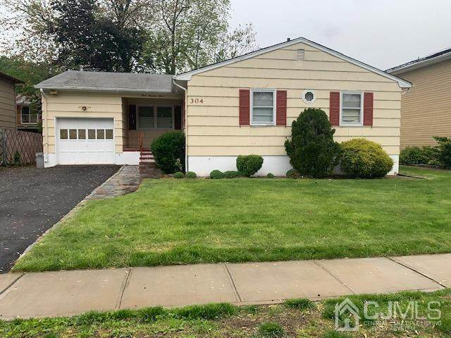 304 Floral Street, Roselle, NJ 07203 (MLS #2116652R) :: Provident Legacy Real Estate Services, LLC