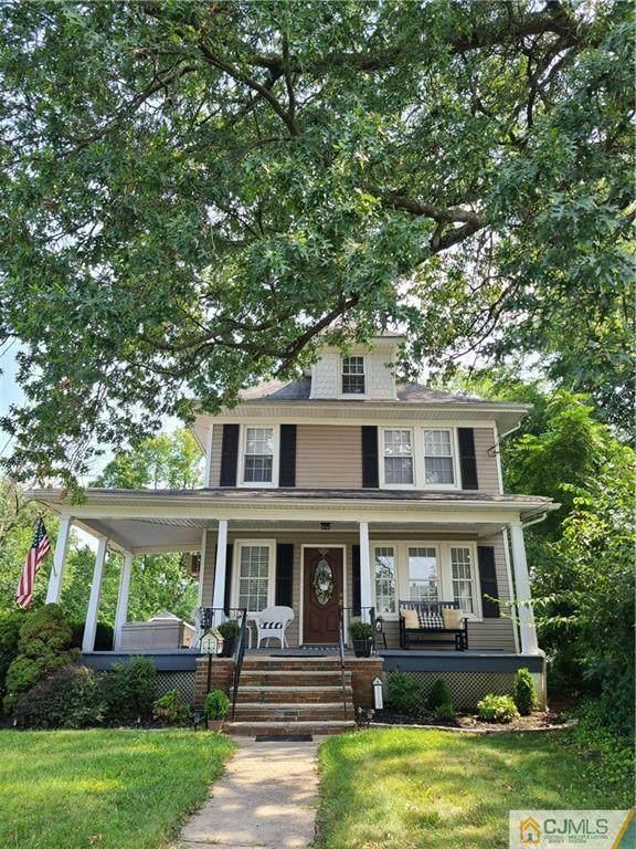 119 Church Street, Woodbridge Proper, NJ 07095 (MLS #2250268M) :: Team Pagano
