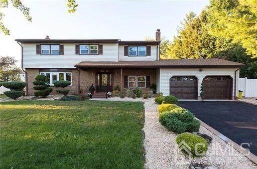 31 Camelot Court, Piscataway, NJ 08854 (MLS #2200070R) :: Kiliszek Real Estate Experts