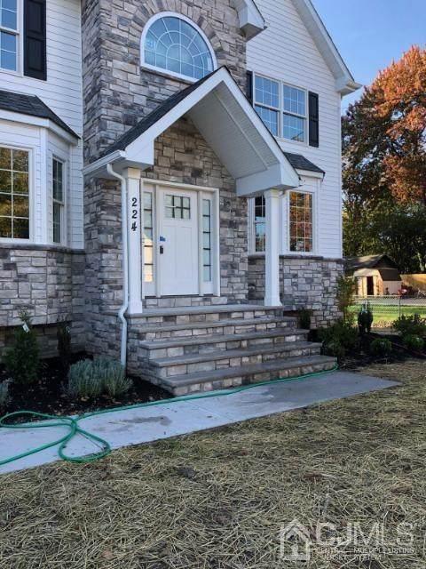 224 Kossuth Street, Piscataway, NJ 08854 (MLS #2018055) :: The Dekanski Home Selling Team