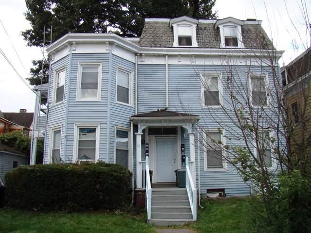 48 Marshall St, Poughkeepsie City, NY 12601 (MLS #385716) :: The Home Team