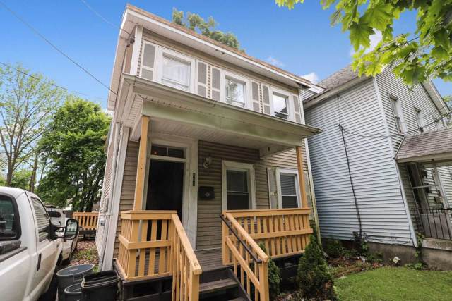 452 Maple, Poughkeepsie Twp, NY 12601 (MLS #386206) :: The Home Team