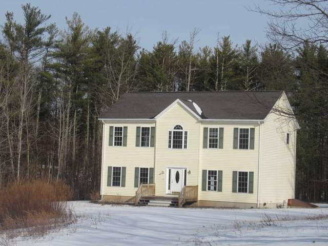 3711 State Route 32, Saugerties, NY 12477 (MLS #388024) :: The Home Team