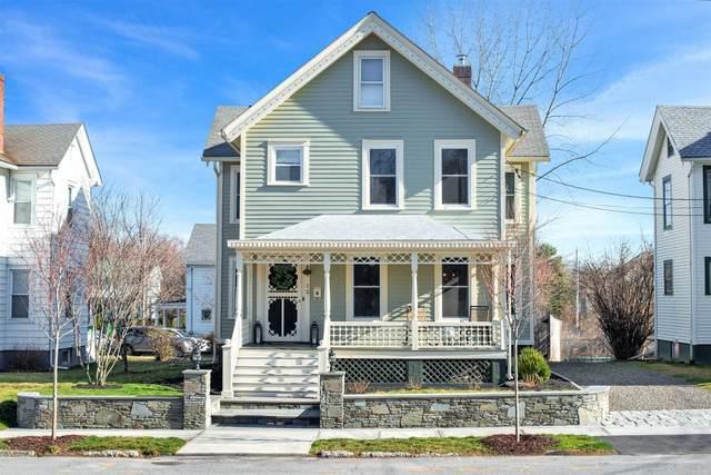 12 Park St, V. Wappingers Falls (WF), NY 12590 (MLS #389434) :: The Home Team