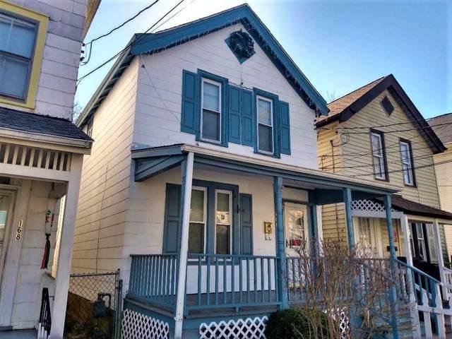 166 Thompson Street, Poughkeepsie City, NY 12601 (MLS #389641) :: The Home Team