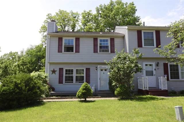 341 Hudson Ave, Beacon, NY 12508 (MLS #390960) :: The Home Team