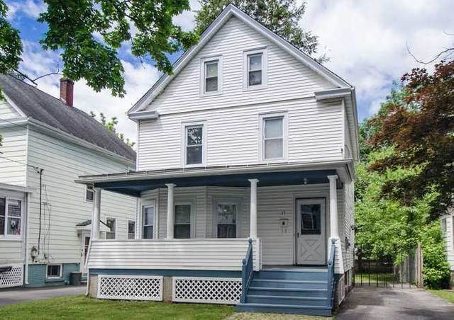 17 Lewis Ave, Poughkeepsie Twp, NY 12603 (MLS #391019) :: The Home Team