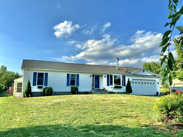 19 Bower Rd, Poughkeepsie Twp, NY 12603 (MLS #393294) :: The Home Team