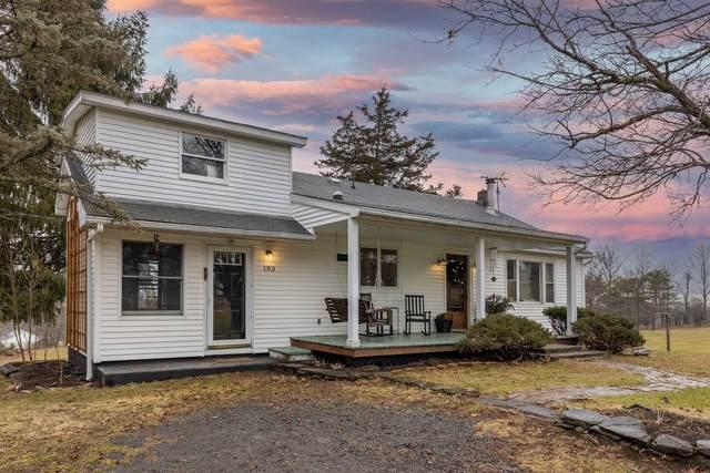 183 East Camp Road, Germantown, NY 12526 (MLS #397680) :: Barbara Carter Team