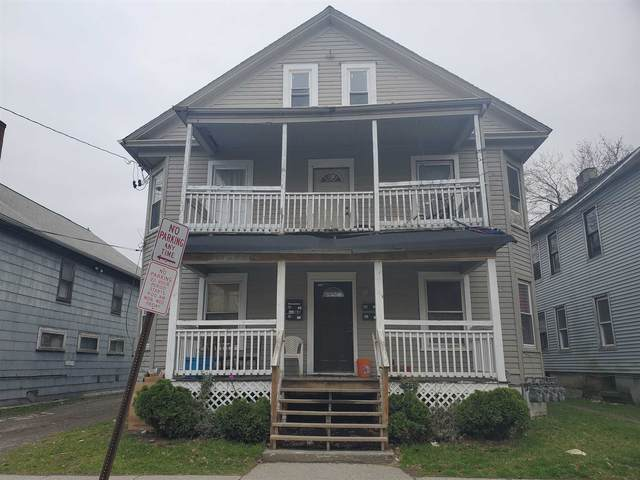 216 Winnikee Ave, Poughkeepsie City, NY 12601 (MLS #399216) :: The Home Team