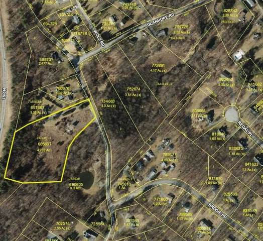 155 Old Sylvan Lake Rd, East Fishkill, NY 12533 (MLS #399307) :: The Home Team