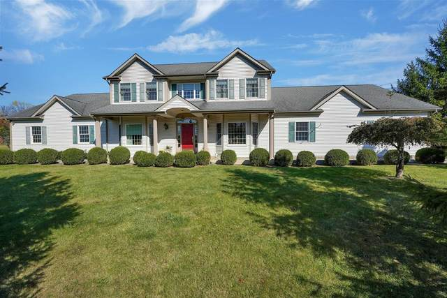 8 Yankee Folly, Gardiner, NY 12561 (MLS #399471) :: Barbara Carter Team