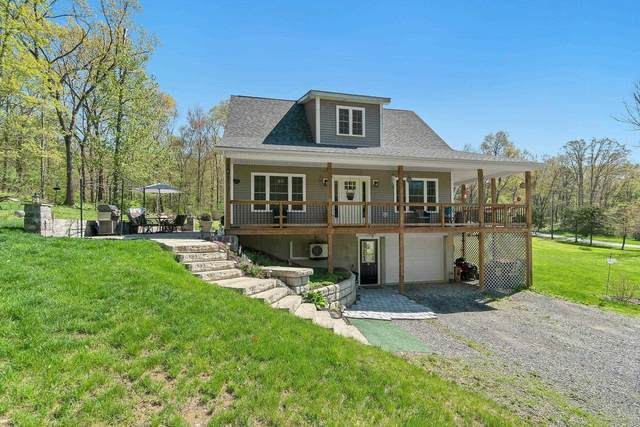 17 Sunrise Ln, Poughkeepsie Twp, NY 12603 (MLS #400158) :: The Home Team
