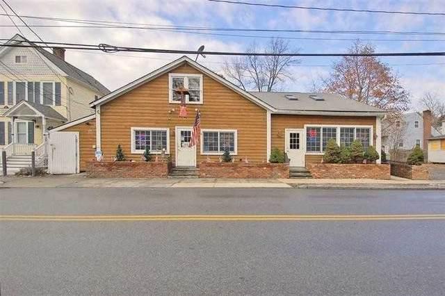 35 Fairmont Ave, Poughkeepsie Twp, NY 12603 (MLS #404065) :: Barbara Carter Team