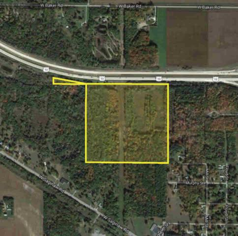 44 ACRES Mill St, Coleman, MI 48618 (MLS #30906493) :: Bricks Real Estate Experts