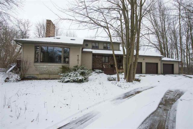 4101 S Flajole, Midland, MI 48642 (MLS #31342070) :: Bricks Real Estate Experts