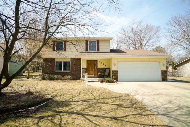 3811 Sweetbrier Terrace, Midland, MI 48642 (MLS #31343225) :: Bricks Real Estate Experts