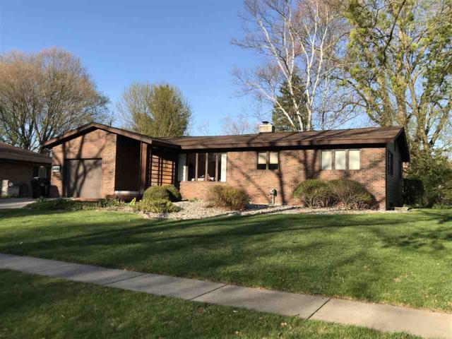 4406 Hampshire St, Midland, MI 48640 (MLS #31347857) :: Bricks Real Estate Experts