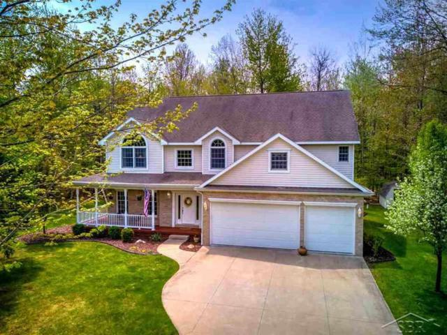 3912 E Pine Hollow Dr., Midland, MI 48642 (MLS #31347870) :: Bricks Real Estate Experts