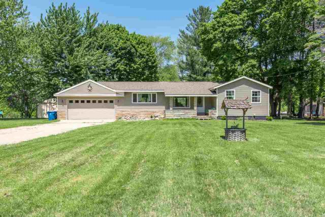 893 E Chippewa River Road, Midland, MI 48640 (MLS #31349559) :: Bricks Real Estate Experts