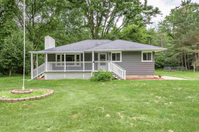 1932 E Chippewa River Rd., Midland, MI 48640 (MLS #31352415) :: Bricks Real Estate Experts