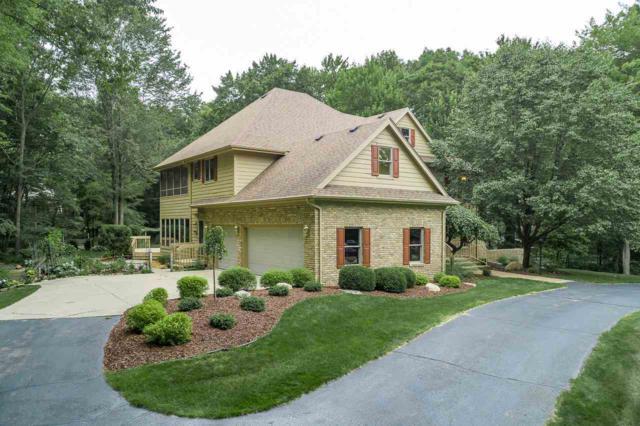 4133 E Springhill Drive, Midland, MI 48642 (MLS #31352489) :: Bricks Real Estate Experts