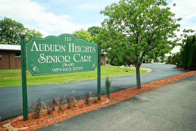 110 N Auburn Rd, Auburn, MI 48611 (MLS #31352628) :: Bricks Real Estate Experts