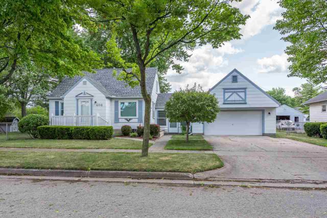 406 N Kiesel Street, Bay City, MI 48706 (MLS #31355629) :: Bricks Real Estate Experts