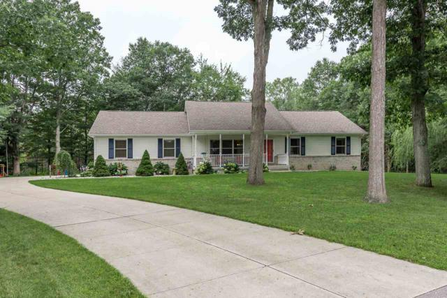 493 S Heathersway, Midland, MI 48640 (MLS #31356182) :: Bricks Real Estate Experts