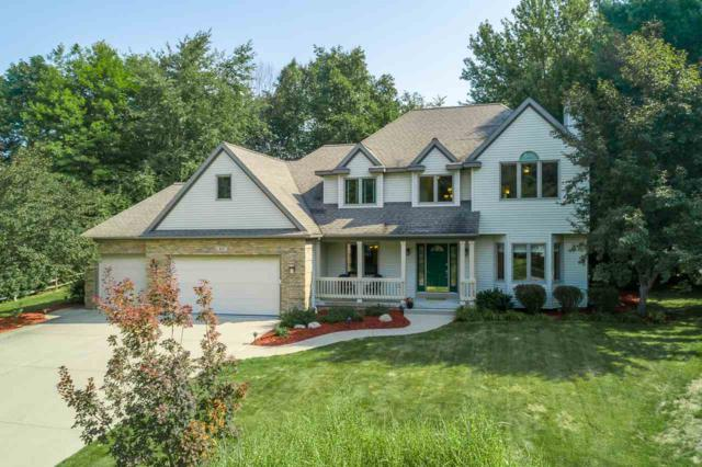 815 Stillmeadow Lane, Midland, MI 48642 (MLS #31357081) :: Bricks Real Estate Experts