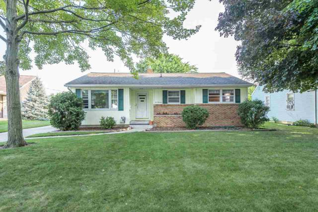 213 Federal St, Midland, MI 48642 (MLS #31357186) :: Bricks Real Estate Experts
