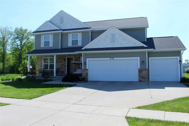 518 Broadhead, Midland, MI 48642 (MLS #31357263) :: Bricks Real Estate Experts