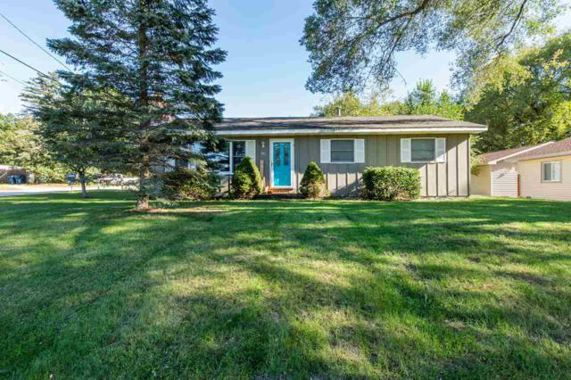 351 W Center, Sanford, MI 48657 (MLS #31361626) :: Bricks Real Estate Experts