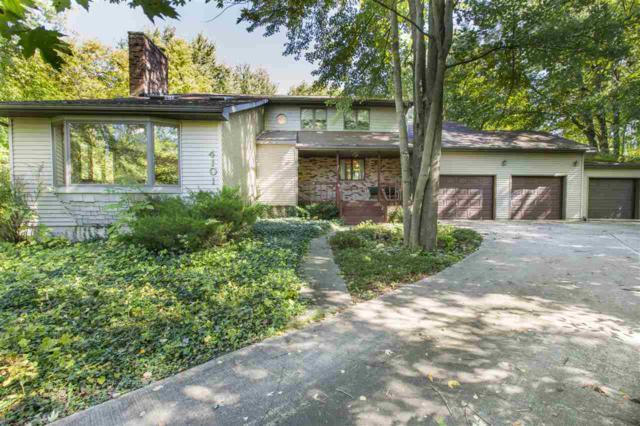 4101 S Flajole, Midland, MI 48642 (MLS #31362032) :: Bricks Real Estate Experts