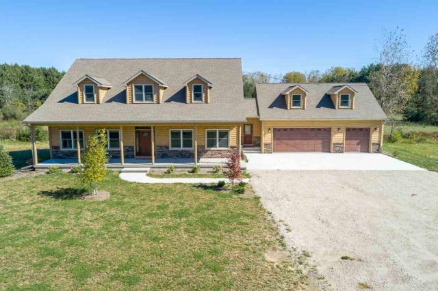 3592 N Meridian Rd, Sanford, MI 48657 (MLS #31362310) :: Bricks Real Estate Experts