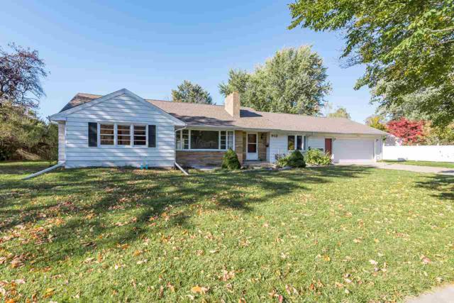 912 W Meadowbrook, Midland, MI 48640 (MLS #31362922) :: Bricks Real Estate Experts