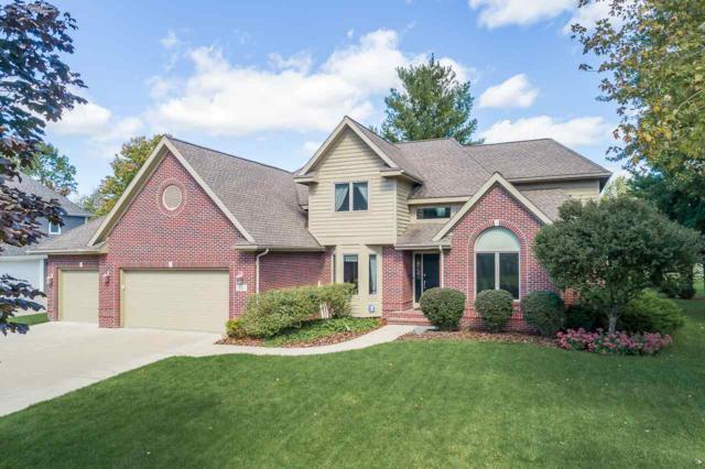321 Scenic Circle, Midland, MI 48640 (MLS #31362936) :: Bricks Real Estate Experts