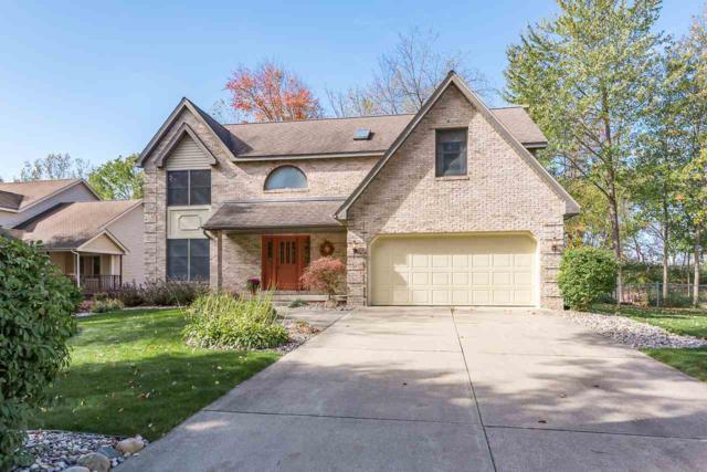 6121 Woodpark Drive, Midland, MI 48640 (MLS #31363010) :: Bricks Real Estate Experts
