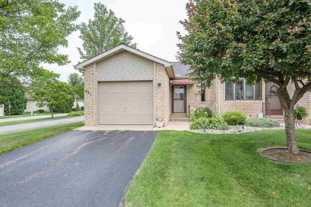 401 Morningside Dr, Midland, MI 48640 (MLS #31363107) :: Bricks Real Estate Experts