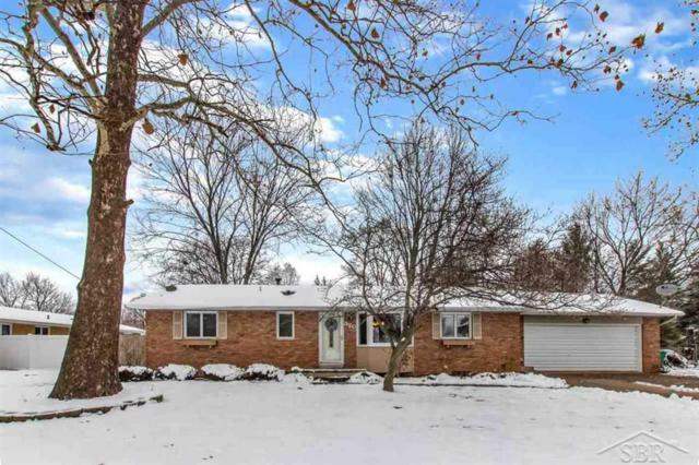 320 Shady Lane, Auburn, MI 48611 (MLS #31366329) :: Bricks Real Estate Experts